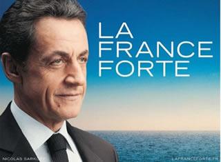 affiche campagne Nicolas Sarkozy (DR)