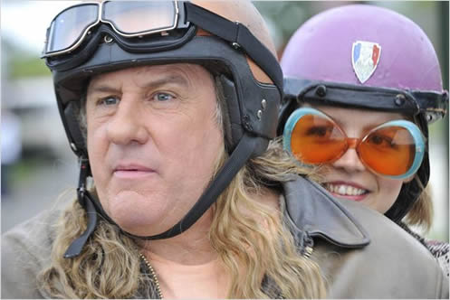 Depardieu dans Mammuth  © Ad Vitam