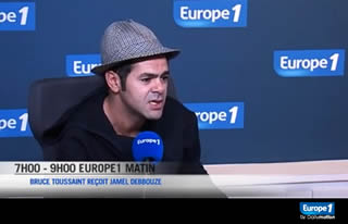 Europe 1 by Dailymotion (DR)