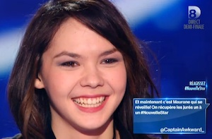 Nouvelle Star : Sophie-Tith