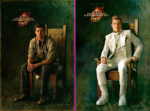 « Hunger Games 2 : l'embrasement » : deux nouvelles affiches