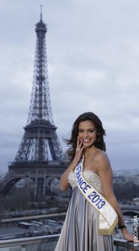 Marine Lorphelin Miss France 2013