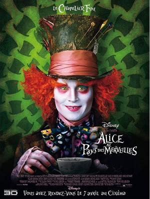 « Alice au pays des merveilles »