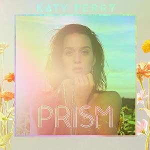 Pochette Prism via Twitter Katy Perry