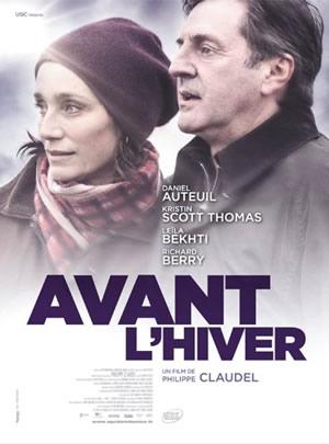"""""""Avant l'hiver"""" avec Daniel Auteuil"""
