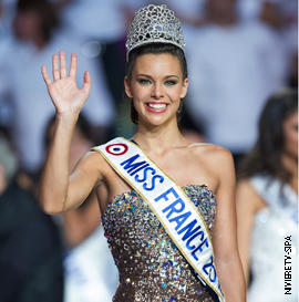 Election de Miss France 2014 le 7 décembre à Dijon