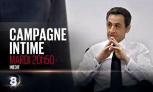 "Sarkozy ""Campagne intime"""
