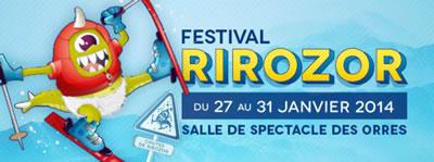 La station des Orres accueille le Festival Rirozor