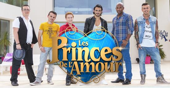 """""""Les princes de l'amour"""""""