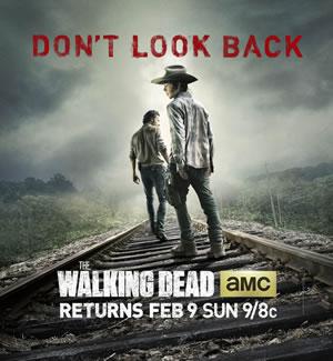 Walking Dead : nouvelle affiche avec Rick et Carl