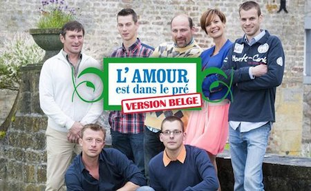 """""""L'amour est dans le pré"""" belge"""