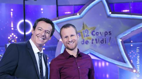 12 coups de midi : plus de 200.000 euros pour Vincent !