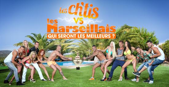"""""""Les Ch'tis vs les Marseillais"""""""