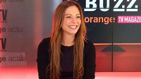 Capture Buzz TV Orange