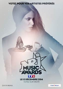 NRJ Music Awards 2014 : liste définitive des nominés et ouverture des votes