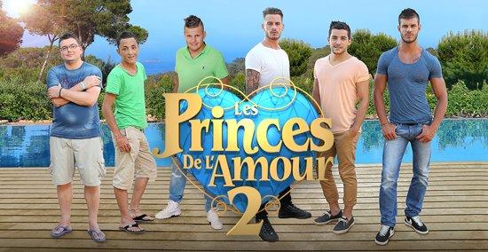 2ème saison de la série-réalité LES PRINCES DE L'AMOUR