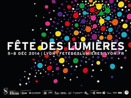 la Fête des Lumières 2014
