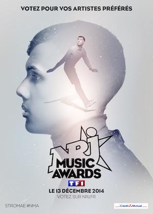 NRJ Music Awards 2014 : Stromae confirme sa présence