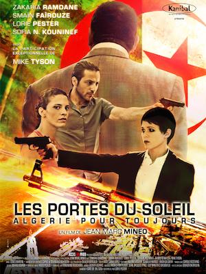 """Lorie méconnaissable dans """"Les Portes du soleil - Algérie pour toujours"""""""