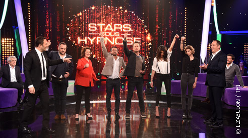 """Ce soir à la télé : """"Stars sous hypnose"""""""