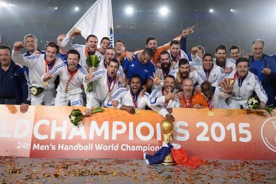 La France championne du monde de handball, un carton d'audience