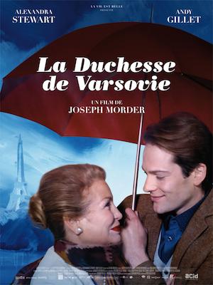 "Alexandra Stuart dans ""La Duchesse de Varsovie"""