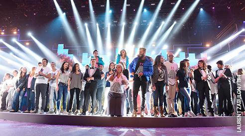 """Le concert """"Sur la route des Enfoirés"""" diffusé le 13 mars"""