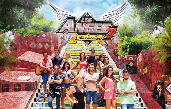 Les Anges 7 arrivent le 8 mars sur NRJ12