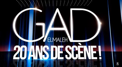 Ce soir à la télé : Gad Elmaleh fête ses 20 ans de scène