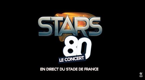 le concert de Stars 80