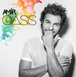 "The Voice : Amir sort son single ""Oasis"""