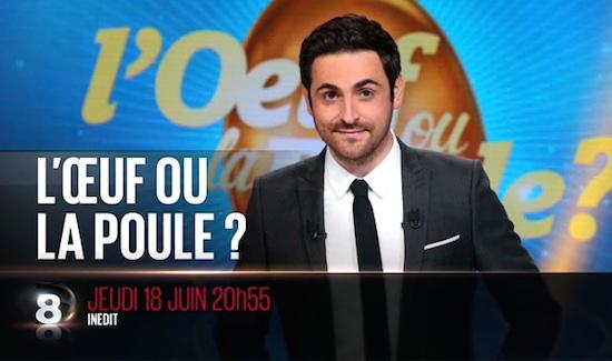 """""""L'oeuf ou la poule ?"""" présenté par Camille Combal"""