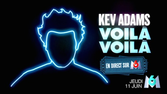 Ce soir à la télé : le spectacle de Kev Adams en direct