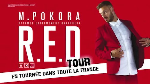 Matt Pokora annule ses concerts de Juan les Pins, Argeles et Bayonne