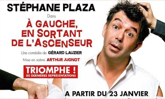 """""""A gauche en sortant de l'ascenseur"""", avec Stéphane Plaza"""