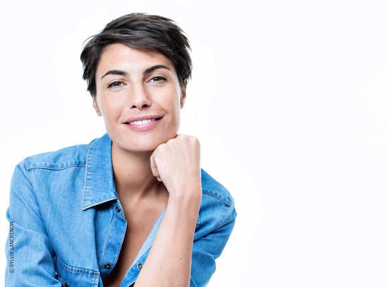Alessandra Sublet rejoint TF1