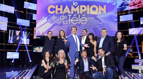 Le champion de la télé