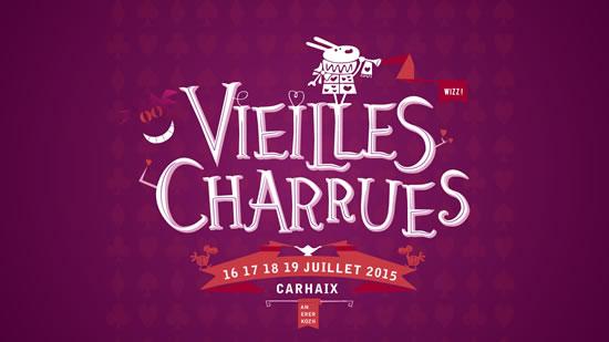 Les Vieilles Charrues 2015