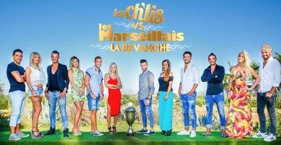 Les Ch'tis vs les Marseillais : la revanche
