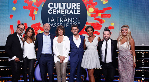 """Ce soir à la télé : """"Culture générale : la France passe le test"""""""
