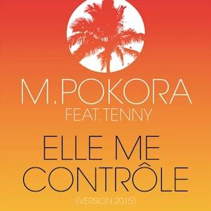 """Matt Pokora : écoutez """"Elle me contrôle"""" version 2015 feat. Tenny"""