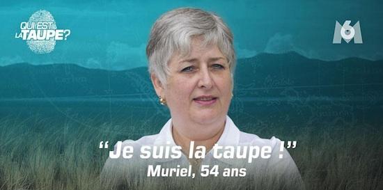 """""""Qui est la taupe ?"""" : Morad gagnant, Murielle était la taupe !"""