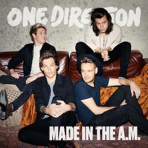 One Direction : pochette et date de sortie de leur nouvel album