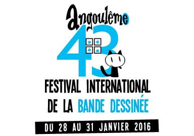 Festival d'Angoulême 2016 : le programme dévoilé