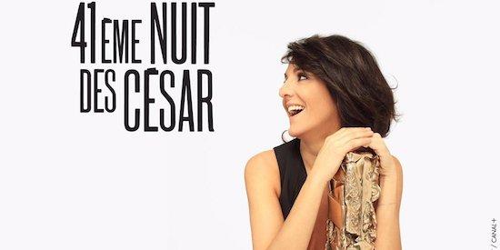 Ce soir à la télé : 41ème cérémonie des César (rappel des nominés)