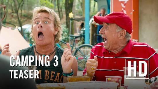 Camping 3 : un premier teaser à découvrir (VIDEO)