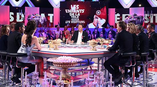 """Ce soir à la télé : """"Les enfants de la télé"""", spéciale Visiteurs 3"""