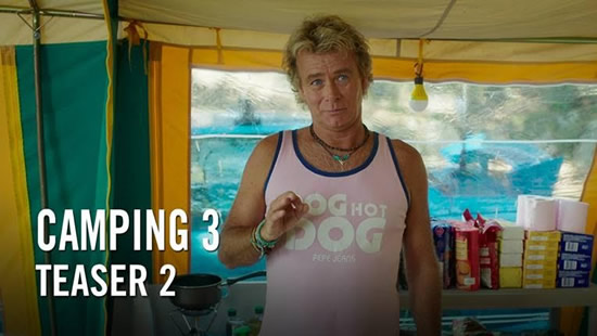 Camping 3 : nouveau teaser officiel (VIDEO)