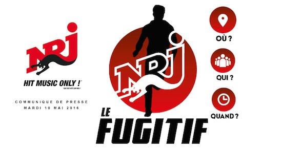 Partez à la recherche du Fugitif NRJ et tentez de gagner 50.000 euros
