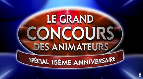 Ce soir à la télé : Le grand concours des animateurs, 15ème anniversaire